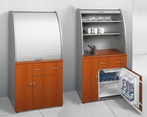kancelář 16 kuchyňka